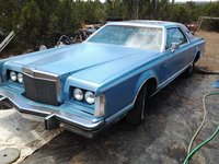 1978 Lincoln Continental Overview