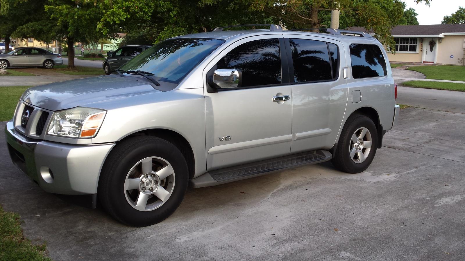Picture Of 2006 Nissan Armada Se Exterior