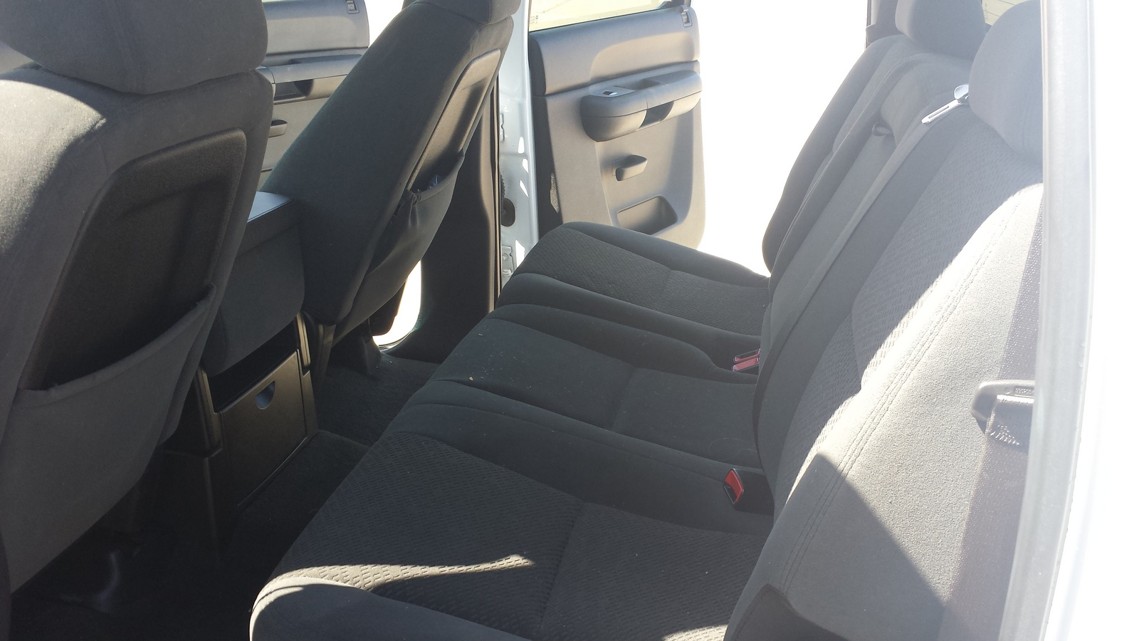 Picture of 2007 Chevrolet Silverado 1500 LS Crew Cab SB, interior