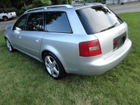 2001 Audi A6 Avant Picture Gallery