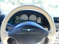 Picture of 2005 Ford Thunderbird 50th Anniversary Edition, interior, gallery_worthy