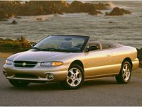 1999 Chrysler Sebring 2 Dr JXi Convertible, An image of what my car looks similar to., exterior