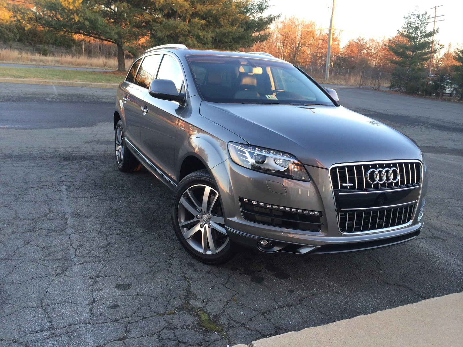 Picture of 2014 Audi Q7 3.0T Quattro Premium Plus