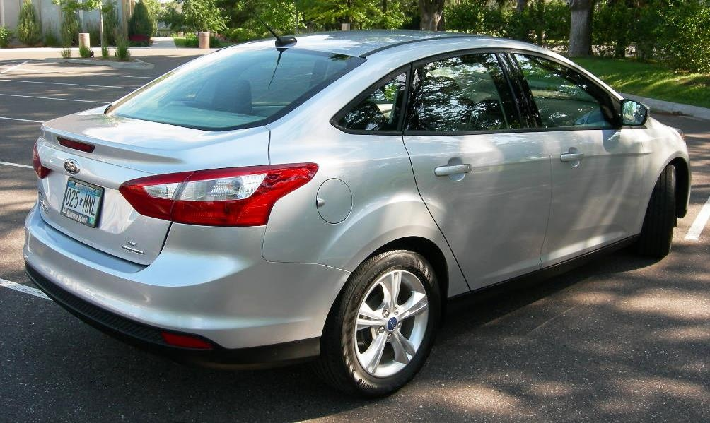 Picture of 2014 Ford Focus SE