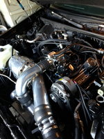 1987 Buick Regal Grand National Turbo Coupe picture, engine