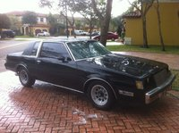 1987 Buick Regal Grand National Turbo Coupe picture, exterior, engine