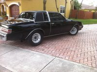1987 Buick Regal Grand National Turbo Coupe picture, exterior