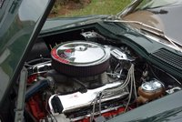 Picture of 1967 Chevrolet Corvette 2 Dr STD Coupe, engine
