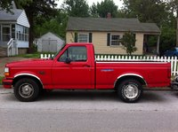Picture of 1993 Ford F-150 SVT Lightning 2 Dr STD Standard Cab SB, exterior