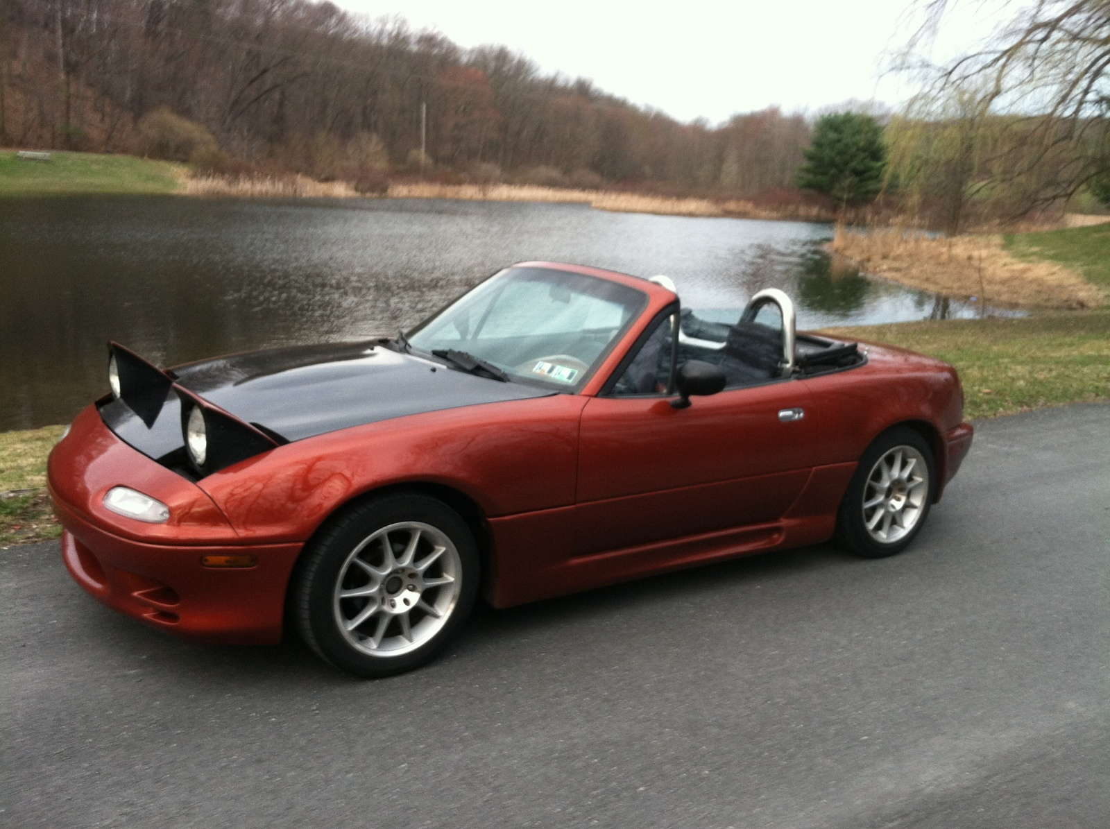 1991 Mazda Mx 5 Pictures To Pin On Pinterest Pinsdaddy