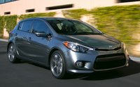 Kia Forte 5-Door Overview