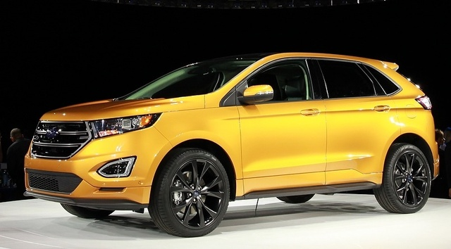2016 Ford Edge Review Cargurus