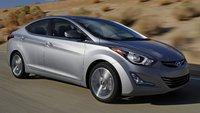 2015 Hyundai Elantra, Front-quarter view, exterior, manufacturer