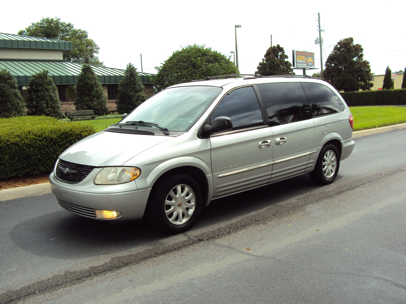 picture of 2001 chrysler town country ex exterior. Cars Review. Best American Auto & Cars Review