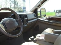 2000 Ford Excursion Limited 4WD picture, interior
