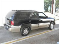 2001 GMC Jimmy picture, exterior
