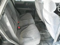 2001 GMC Jimmy picture, interior