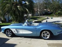 1966 Chevrolet Corvette Convertible Roadster, 1961 Corvette RestoMod, exterior