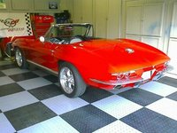 1966 Chevrolet Corvette Convertible Roadster, 1966 427 Corvette RestoMod, exterior