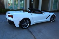 Picture of 2014 Chevrolet Corvette Stingray Convertible 3LT, exterior
