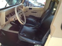Picture of 1989 Jeep Wrangler Sahara, interior