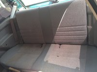 Picture of 1993 Ford Festiva L, interior
