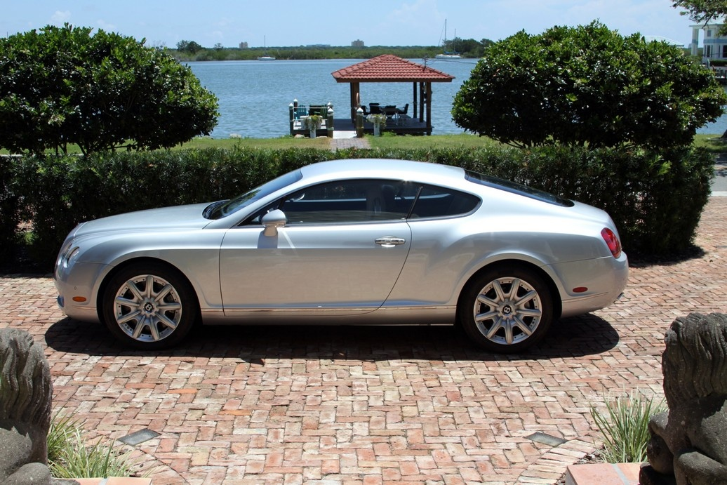 2005 bentley continental gt 2 dr turbo coupe picture exterior. Cars Review. Best American Auto & Cars Review