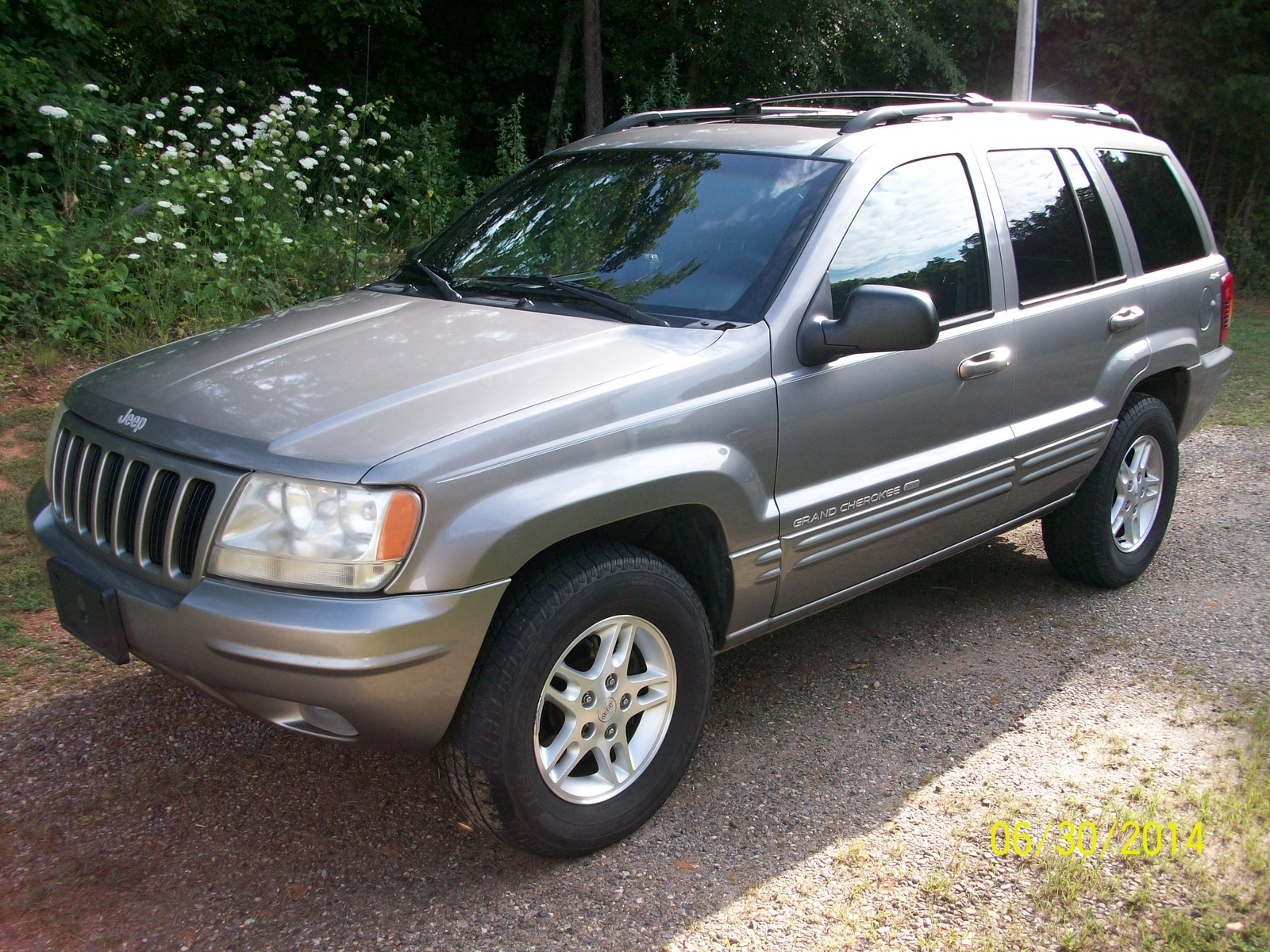 1999 Jeep Grand Cherokee - Overview