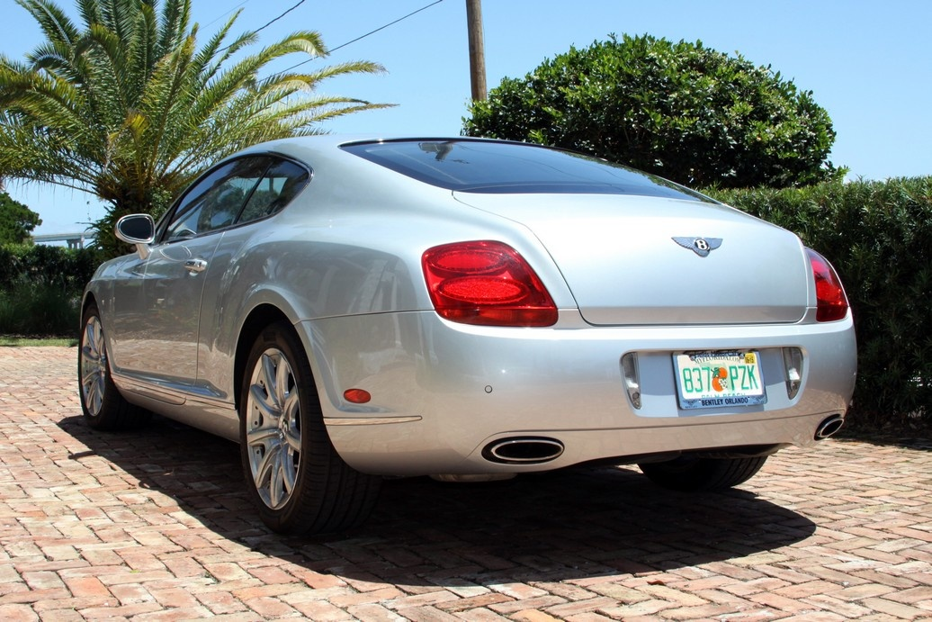picture of 2005 bentley continental gt 2 dr turbo coupe exterior. Cars Review. Best American Auto & Cars Review