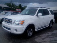 Picture of 2003 Toyota Sequoia Limited, exterior