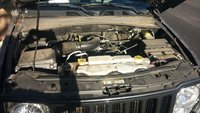 Picture of 2010 Jeep Liberty Sport 4WD, engine