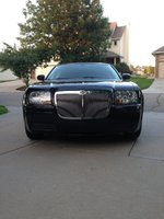 Picture of 2009 Chrysler 300 LX, exterior, gallery_worthy