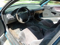 Picture of 1995 Chevrolet Cavalier Z24 Coupe, interior