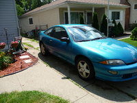 Picture of 1995 Chevrolet Cavalier Z24 Coupe, exterior