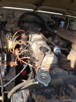 Picture of 1969 Toyota Land Cruiser, engine