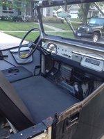 Picture of 1969 Toyota Land Cruiser, interior