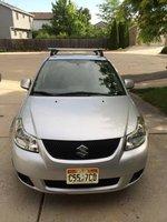 Picture of 2010 Suzuki SX4 LE, exterior