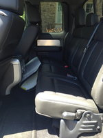 Picture of 2013 Ford F-150 FX2 SuperCab 6.5ft Bed, interior