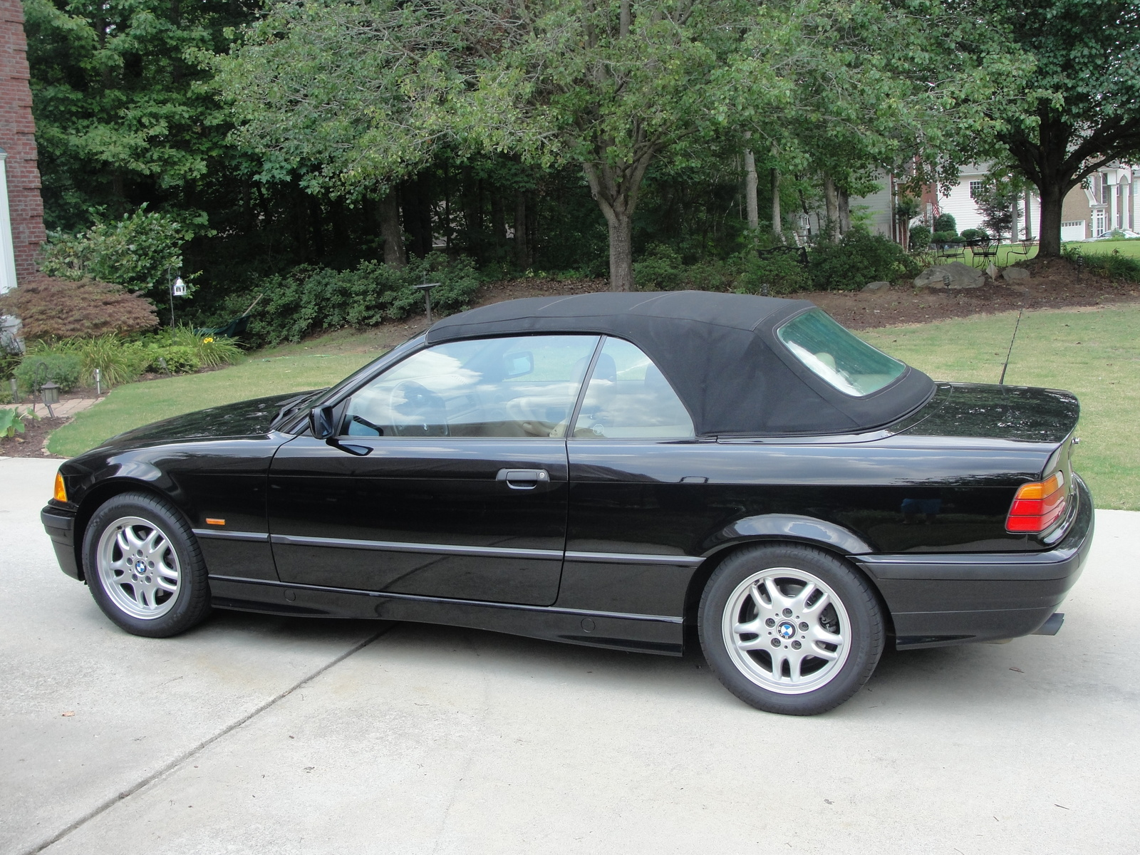 picture of 1998 bmw 3 series 328i convertible exterior. Black Bedroom Furniture Sets. Home Design Ideas