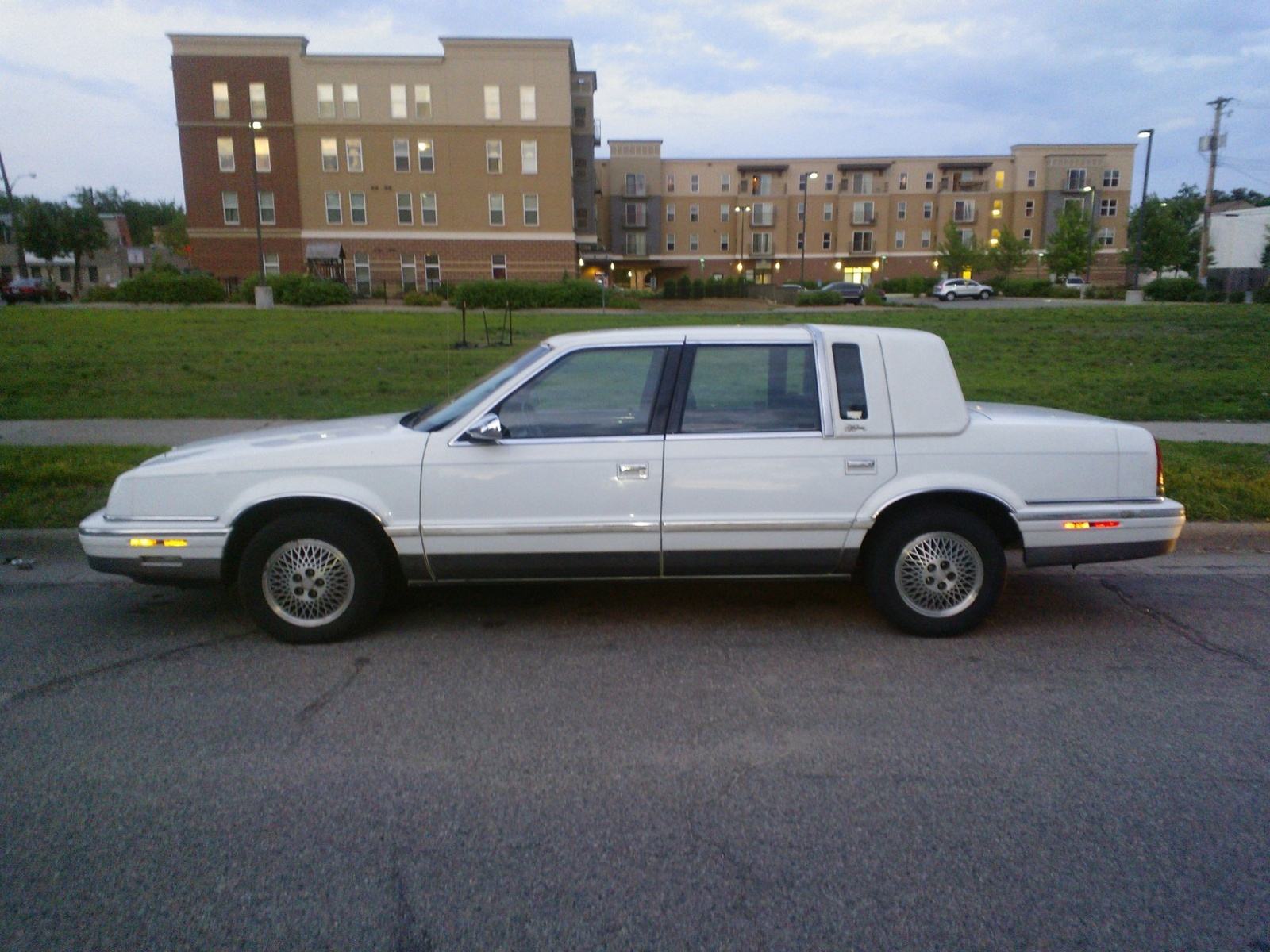 Chrysler new yorker questions where can i get brake for 1992 chrysler new yorker salon