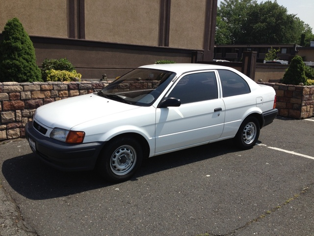 2014 Toyota Corolla For Sale >> 1995 Toyota Tercel - Pictures - CarGurus