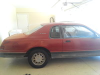 Picture of 1986 Ford Thunderbird Turbo, exterior