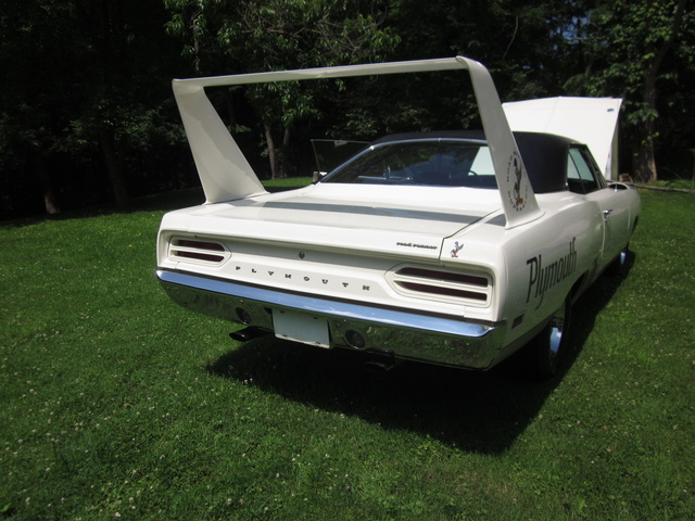 Picture of 1970 Plymouth Superbird