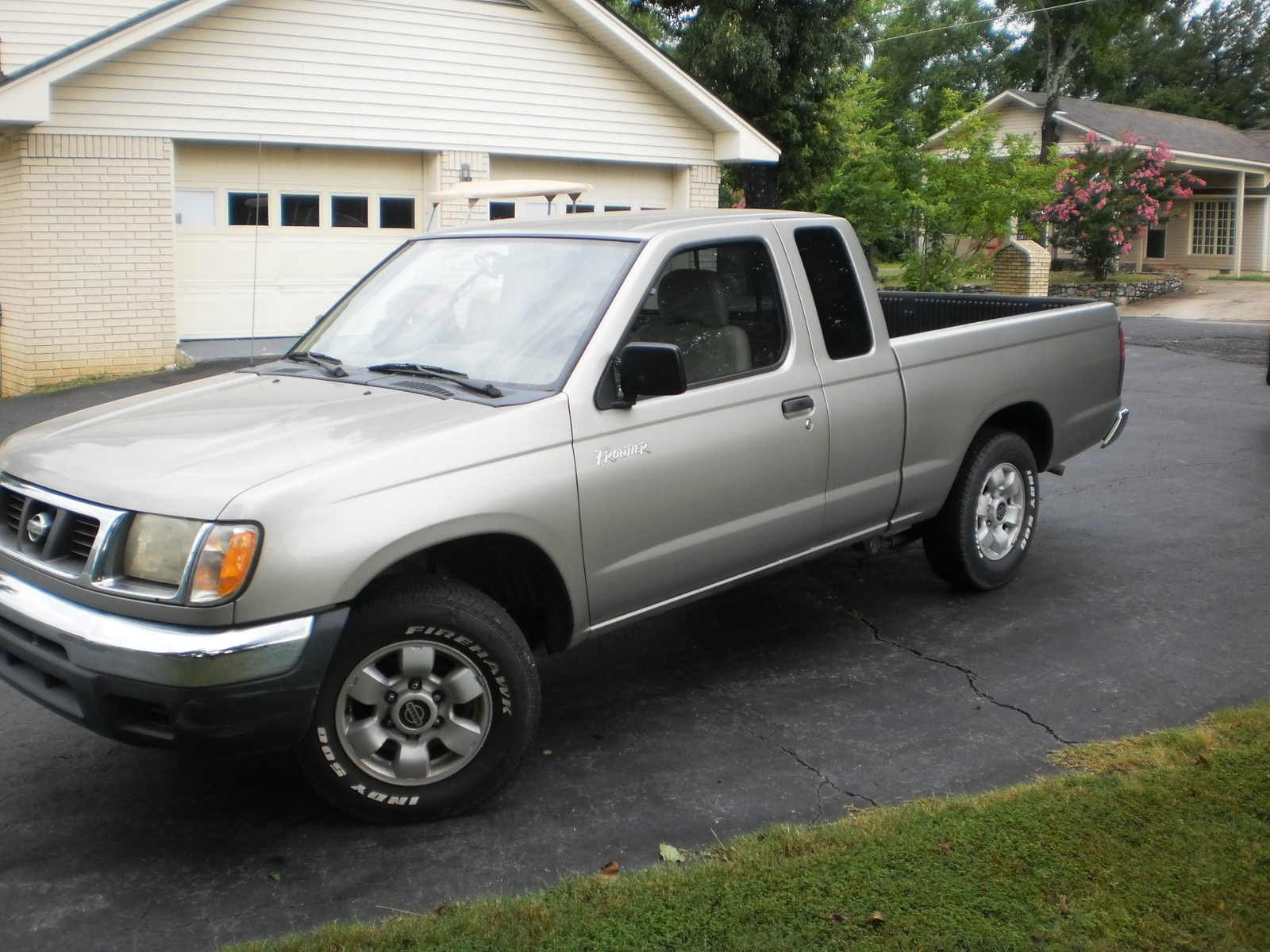 Picture Of 2000 Nissan Frontier 2 Dr Xe Extended Cab Sb