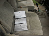 Picture of 2000 Nissan Frontier 2 Dr XE Extended Cab SB, interior