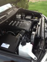 Picture of 2012 Toyota Tundra Limited CrewMax 5.7L 4WD, engine
