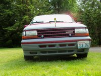 Picture of 1992 Plymouth Voyager LX, exterior