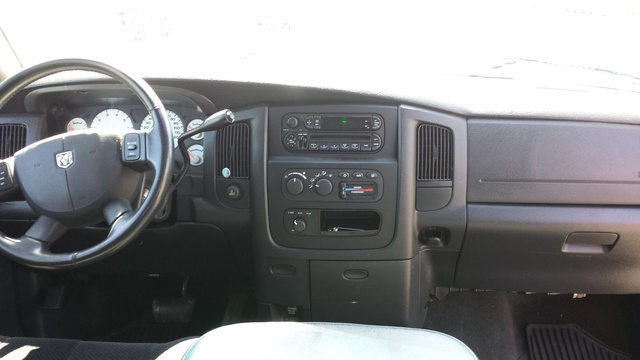 2004 Dodge Ram 1500 Interior Pictures Cargurus