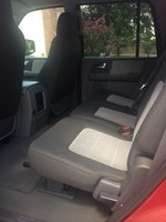 Picture of 2005 Ford Expedition XLT, interior