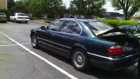 Picture of 1998 BMW 7 Series 740i RWD, exterior, gallery_worthy